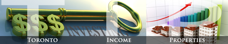 Toronto Income and Investment Properties